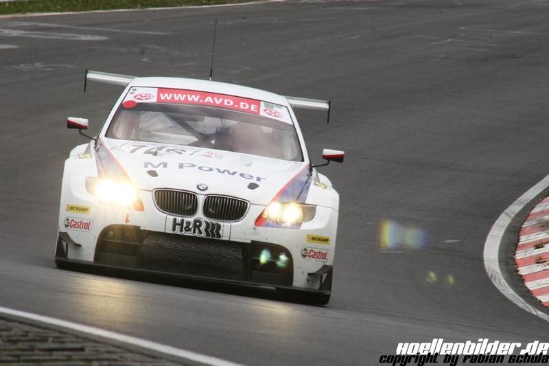 Schnitzer Motorsport - BMW M3 GT2S