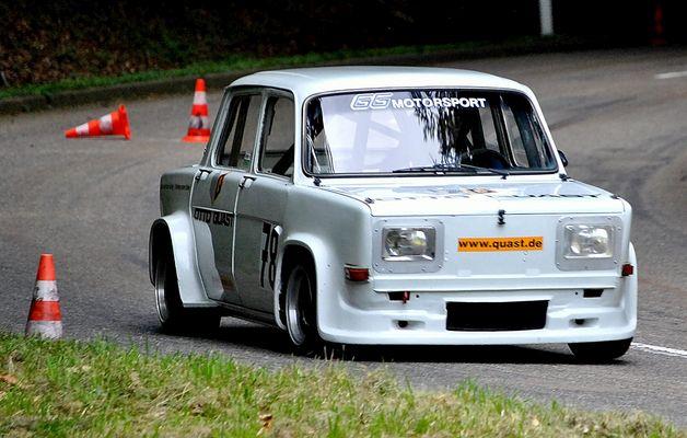 Schoeler Bernd - Simca Rallye3