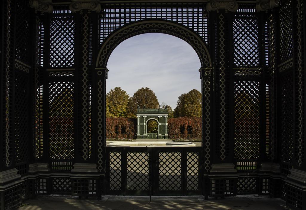 Schönbrunn Garten 1