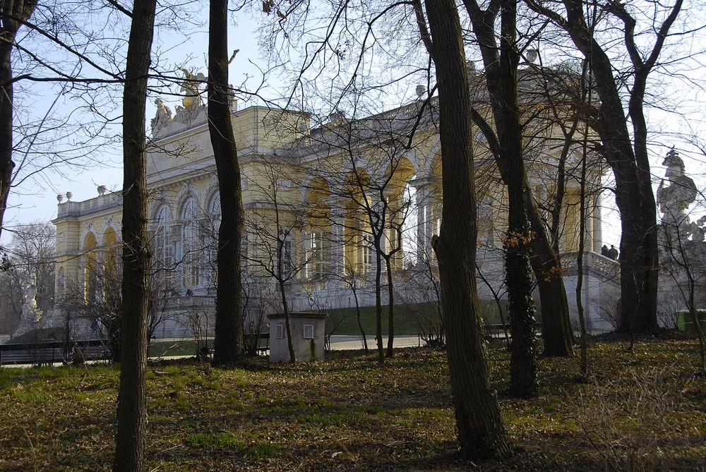 Schönbrunn - Gloriette