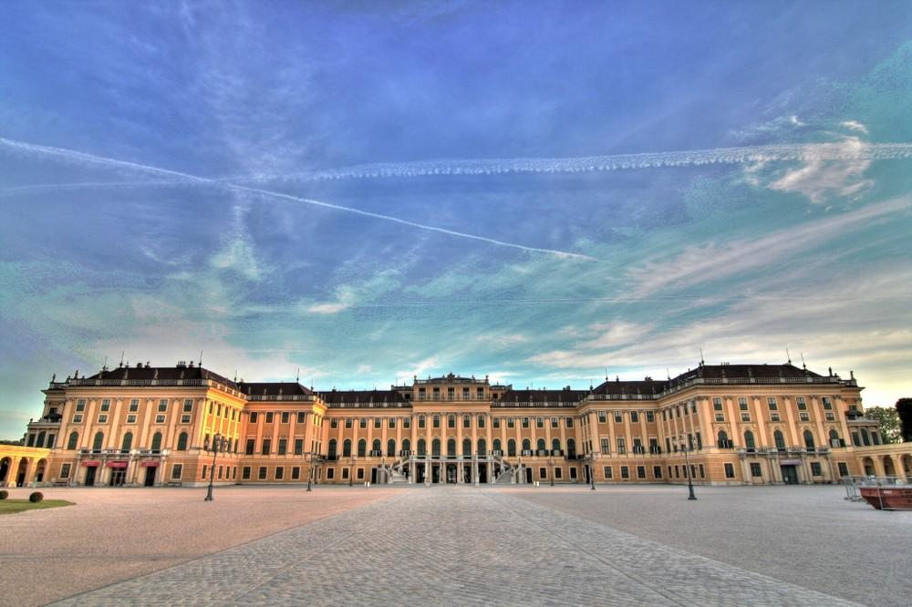 Schönbrunn HDR