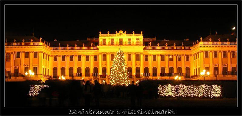 Schönbrunner Christkindlmarkt