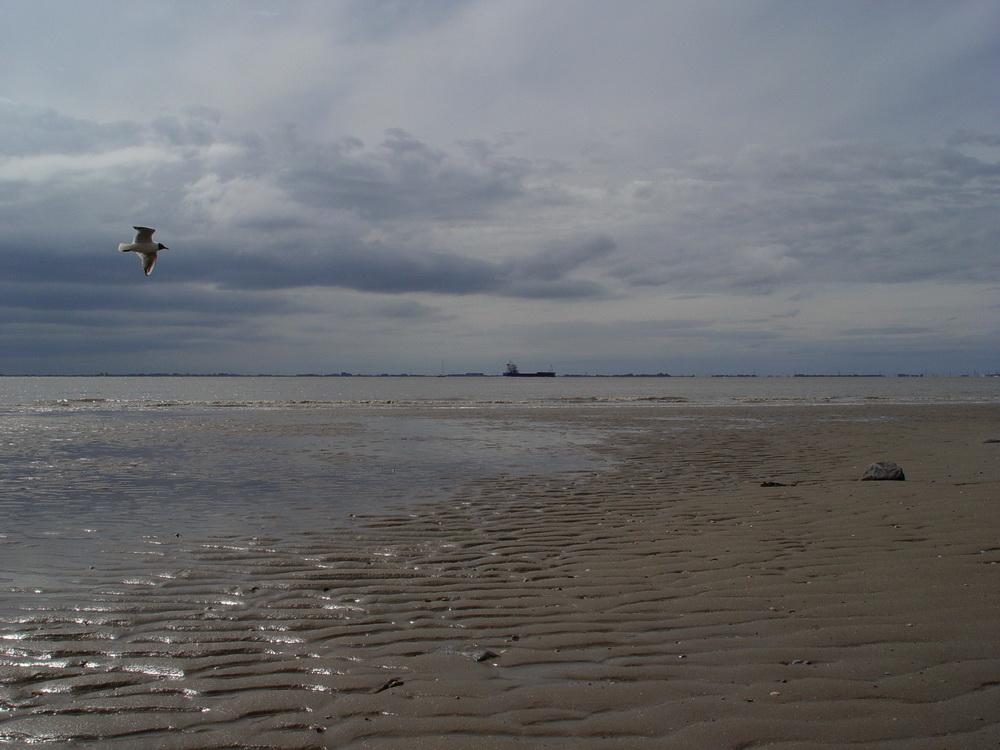 Schöne alte Nordsee