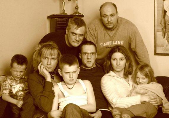 Schöne Bescherung Weihnachten 2005