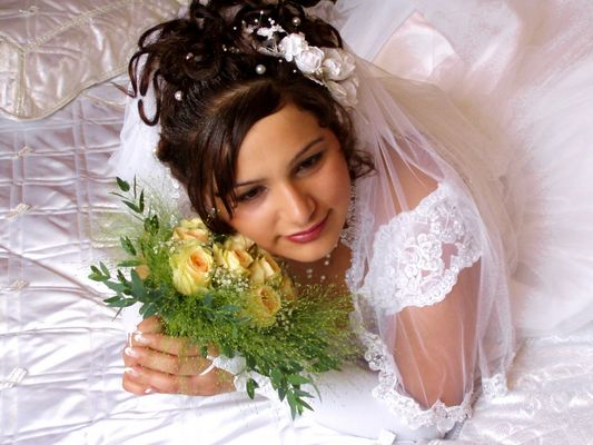 Schöne Braut