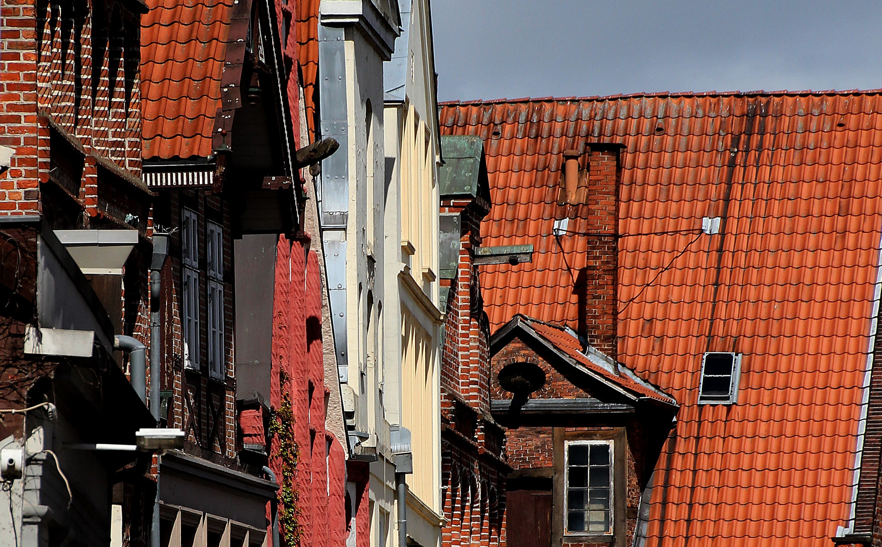 Schöne Ecken in Lüneburg