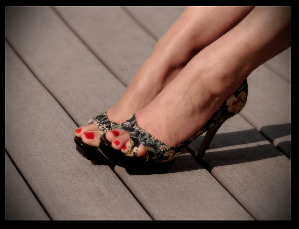 Schöne Füße