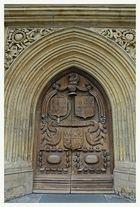 Schöne Kirchentür !