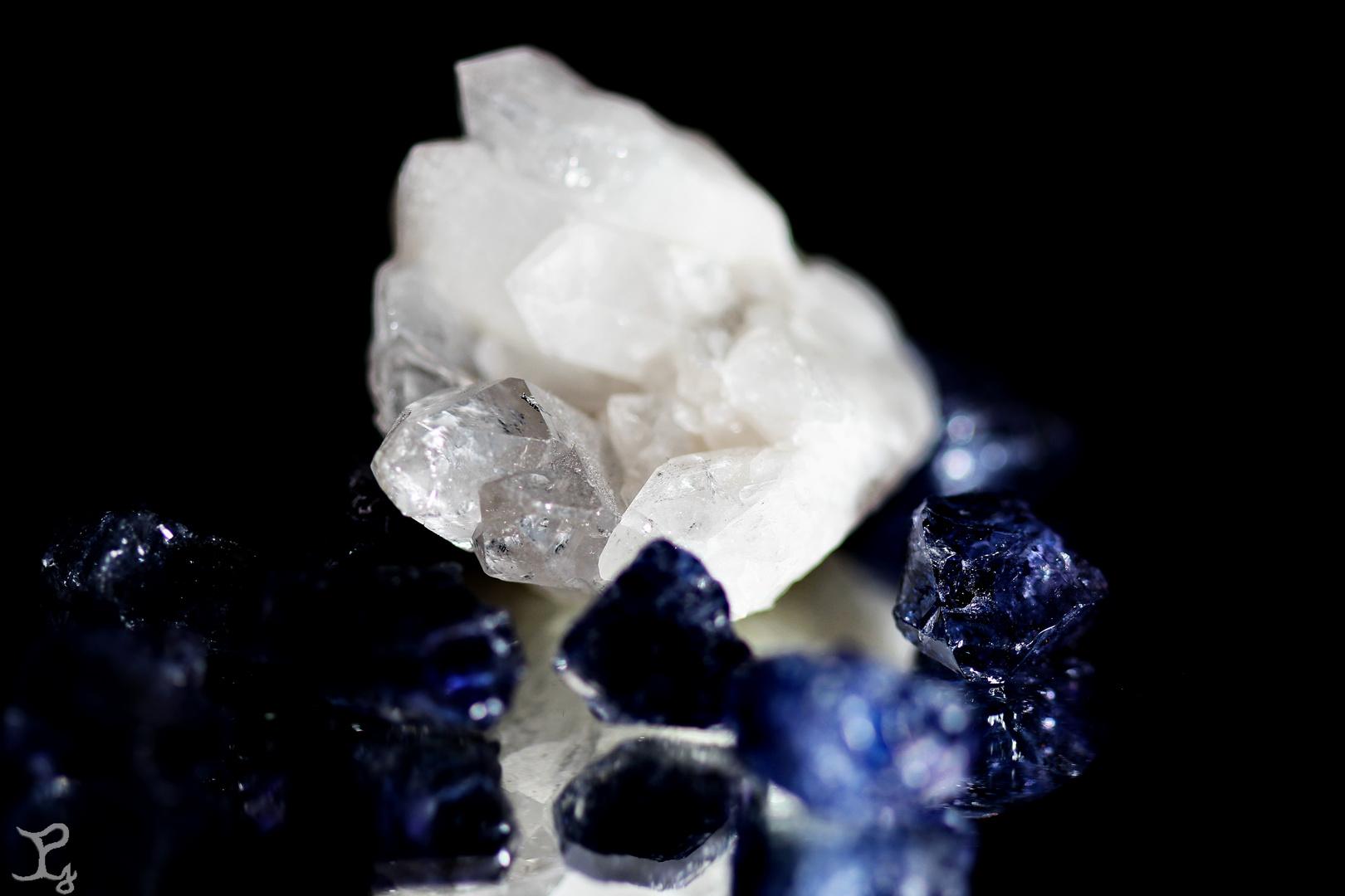 Schöne Kristalle