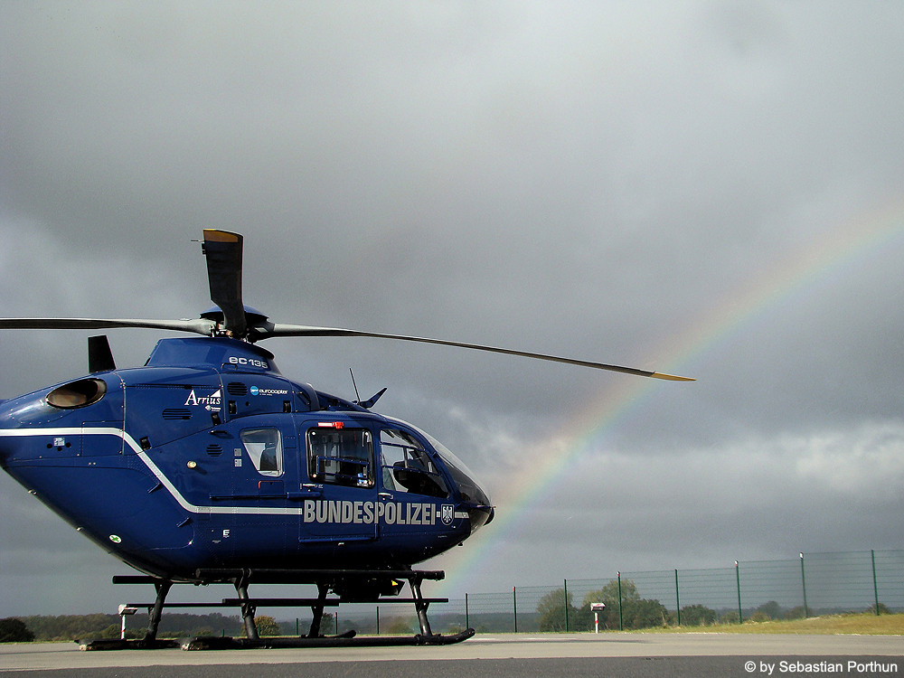Schöne Momente der Luftrettung...