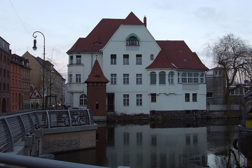 Schöne Stadt Brandenburg 1