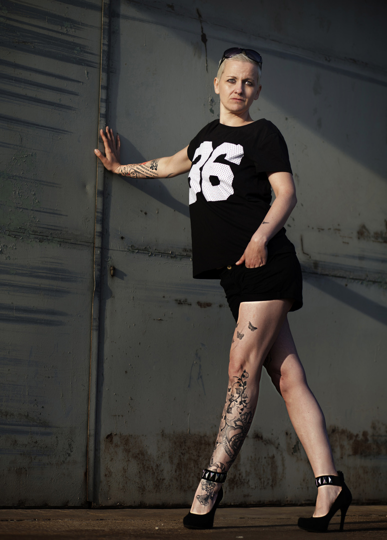 schöne tatoo  !