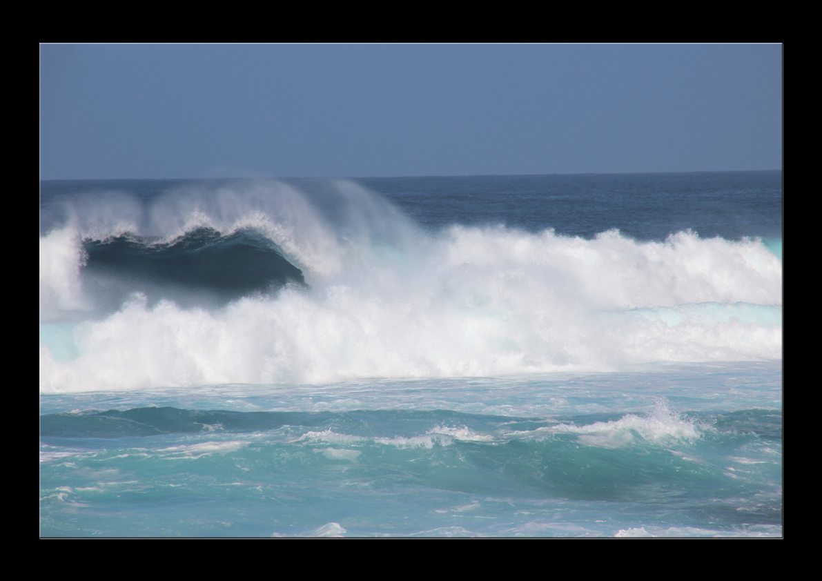 Schöne Welle