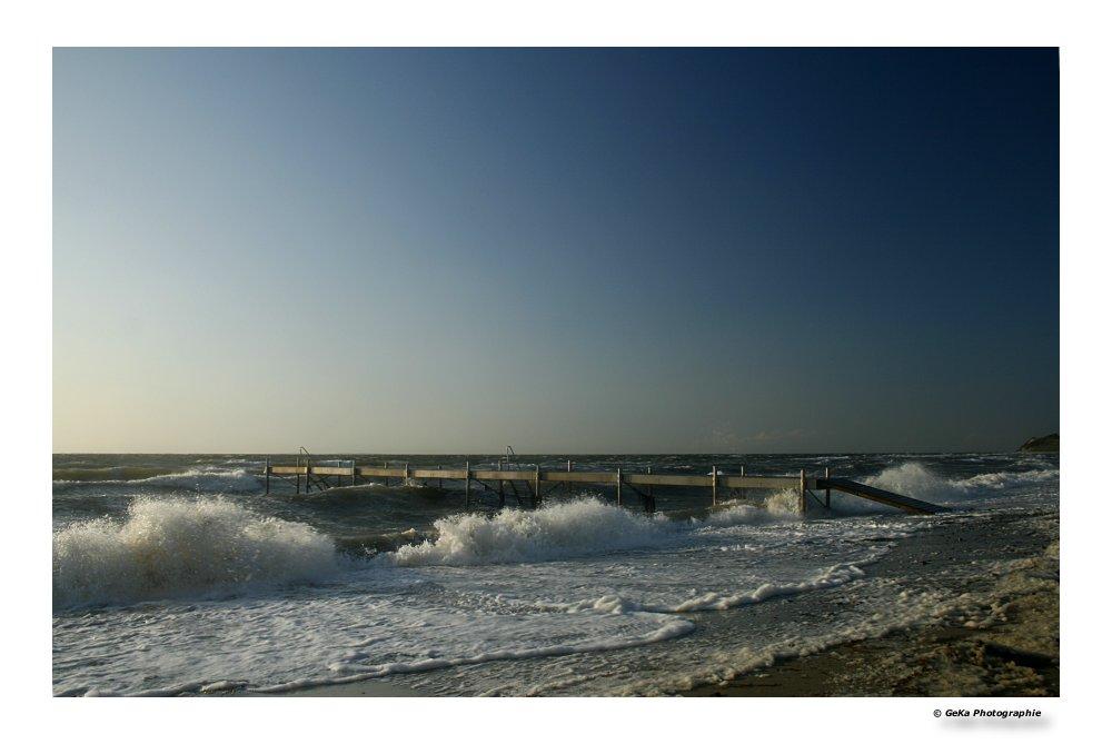 Schöne Wellen
