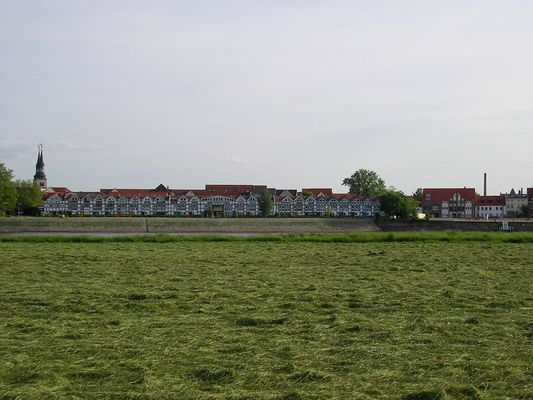 Schönebeck - Elbufer
