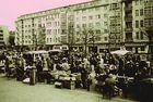 Schöneberger Flohmarkt auf dem John-F.Kennedy-Platz