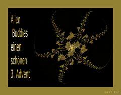Schönen 3. Advent !
