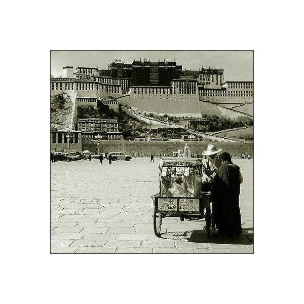 """Schönen Gruß aus Tibet"""