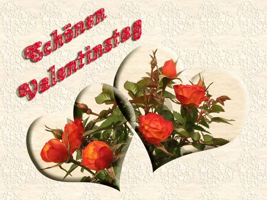 ...Schönen Valentinstag...