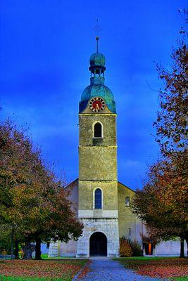 Schönenwerd Stiftskirche St. Leodegar