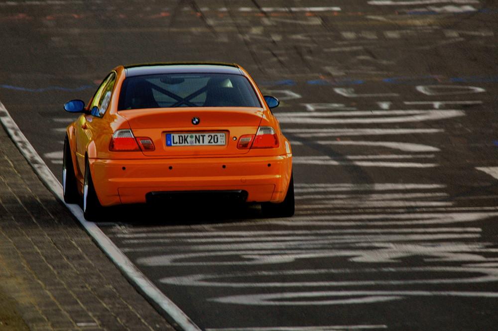 Schöner 3er BMW...