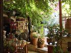 schöner Innenhof in Rethymnon