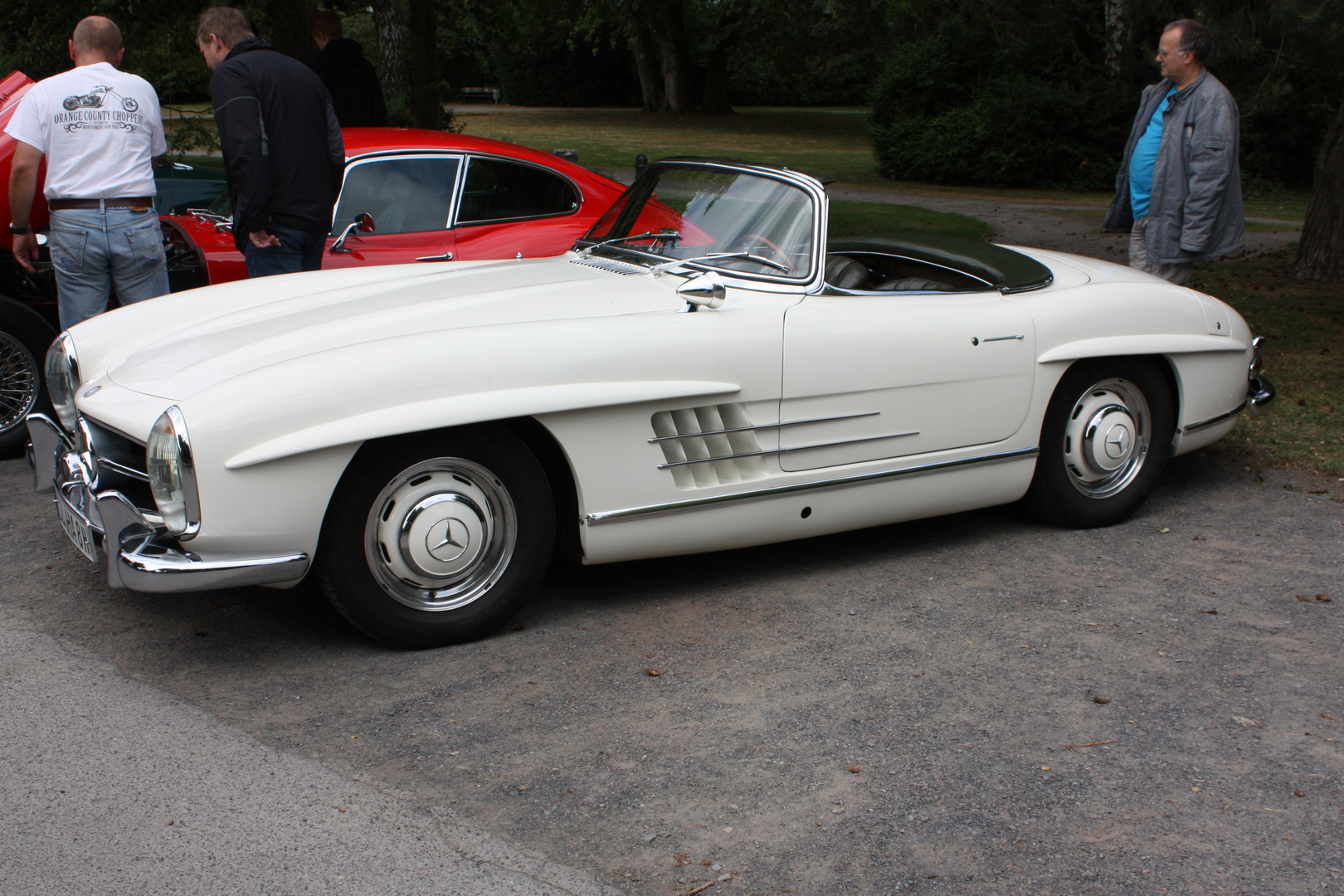 Schöner Mercedes