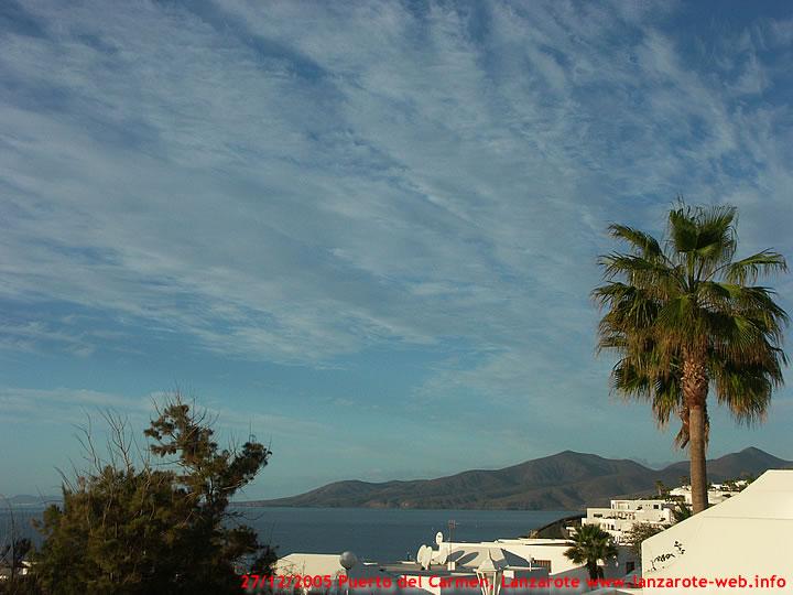schöner Morgen - Terrasse Puerto del Carmen, Lanzarote