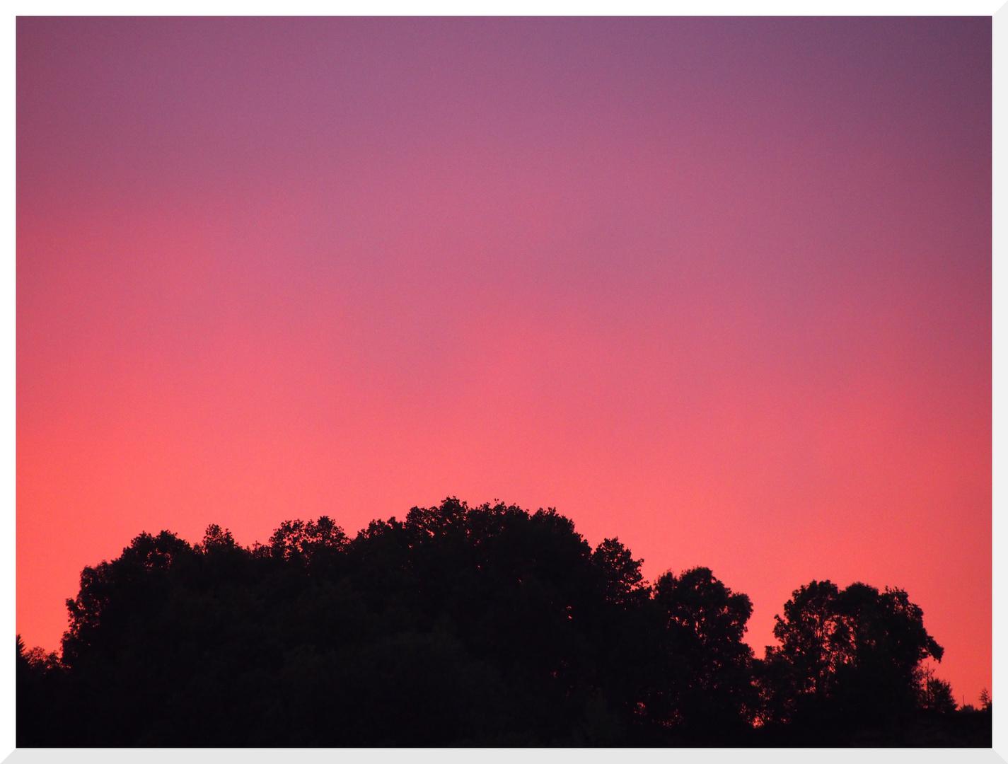Schöner Sonnenuntergang 2