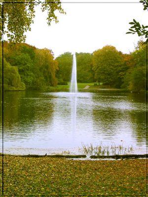 Schöner Tag im Kaisergarten!