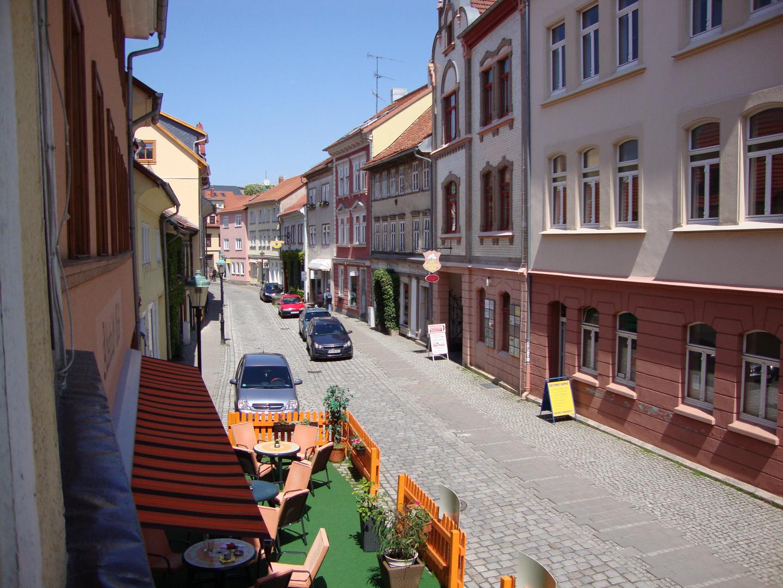 schöner Tag in Arnstadt