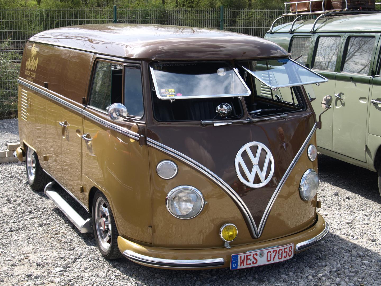 schöner VW Bus