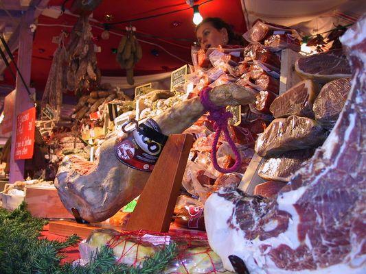 Schöner Weihnachtsmarkt , Metz