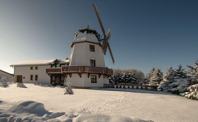 schöner Winter