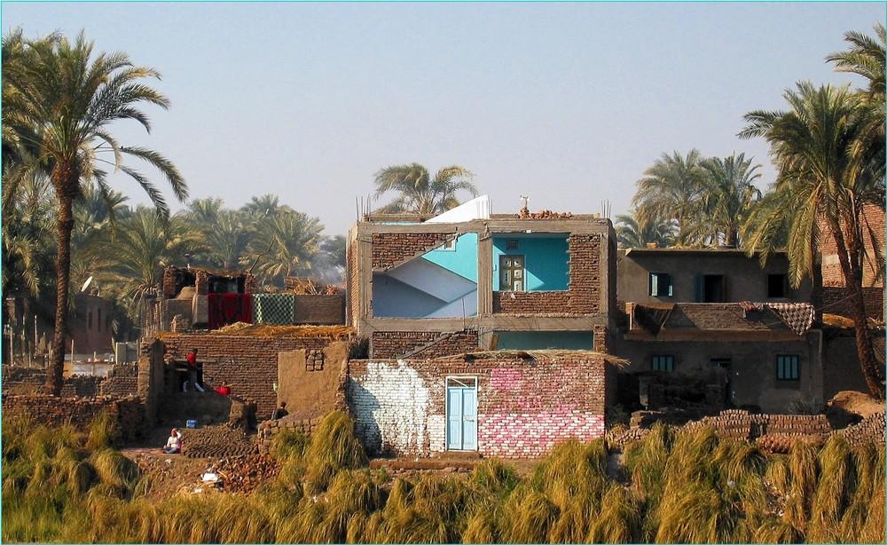 Schöner wöhnen am Nil II