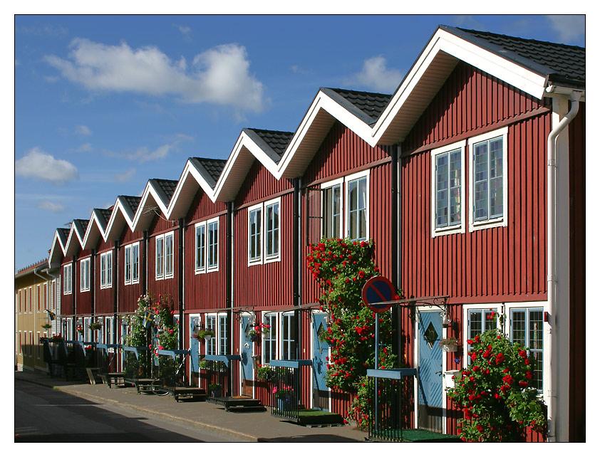Schöner wohnen in Askersund (S), ...