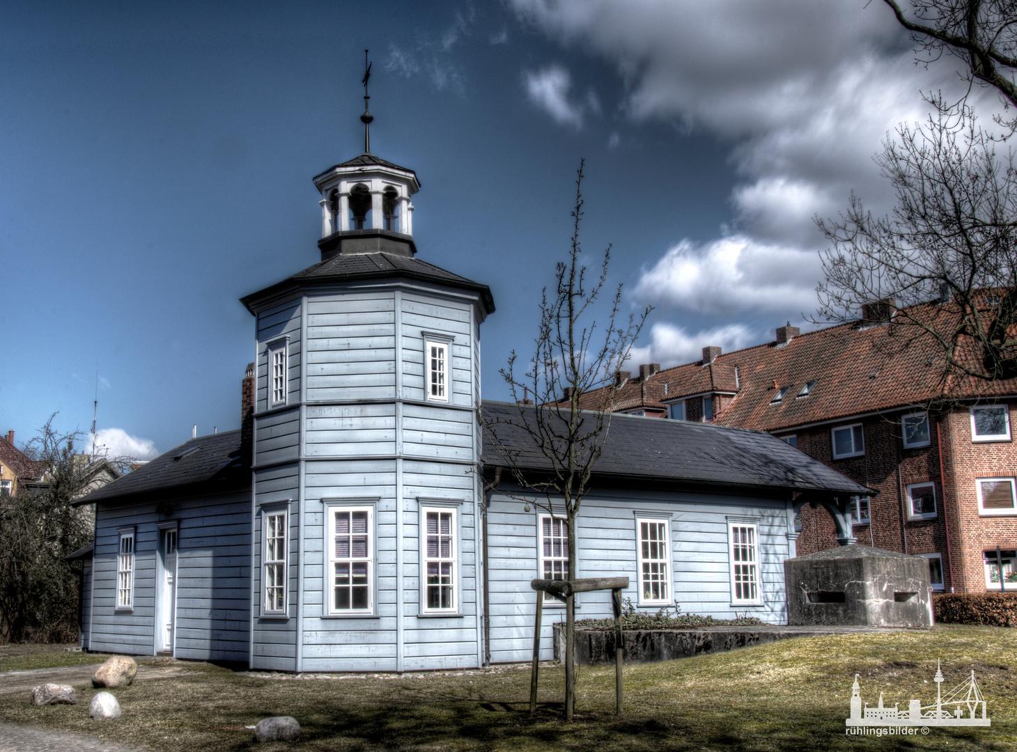 Schönes altes Bahnhofsgebäude