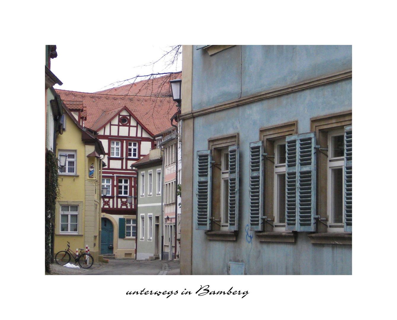 Schönes Bamberg I