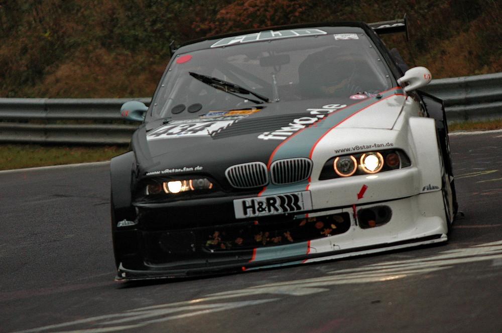 Schönes BMW Portrait...