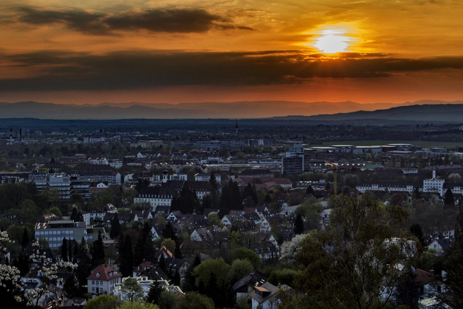 Schönes Freiburg
