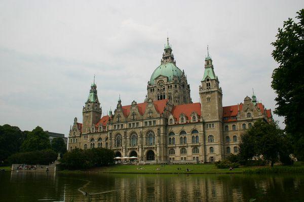 Schönes Gebäude