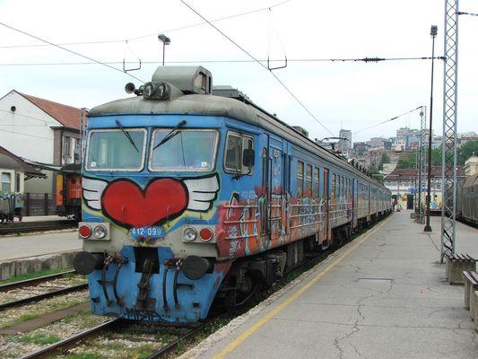 Schönes Grafitti?