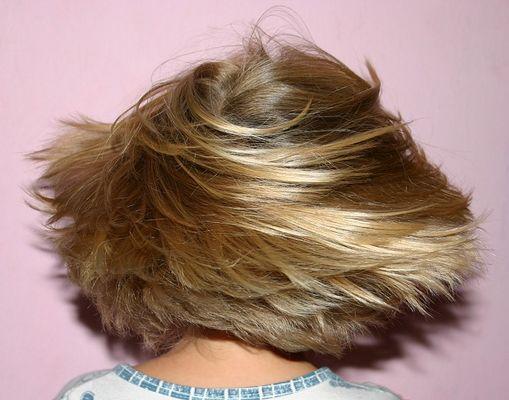 Schönes Haar ist dir gegeben...