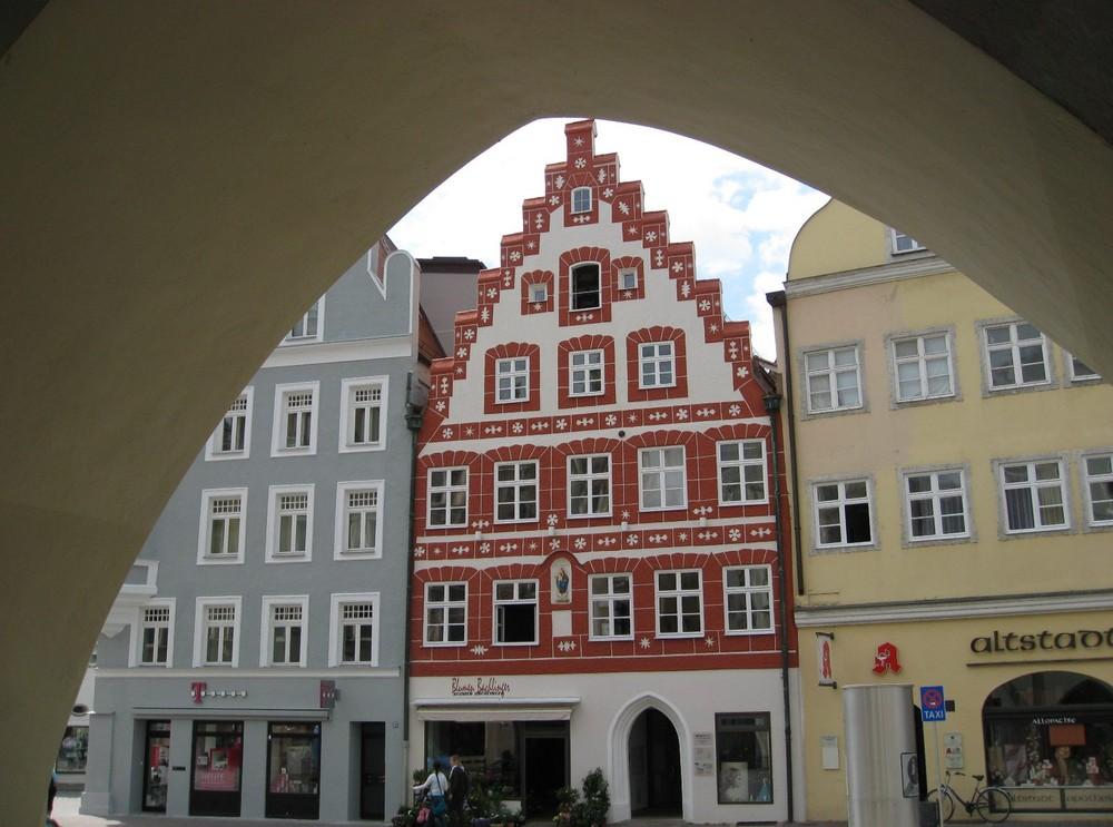 Schönes Haus in Landshut
