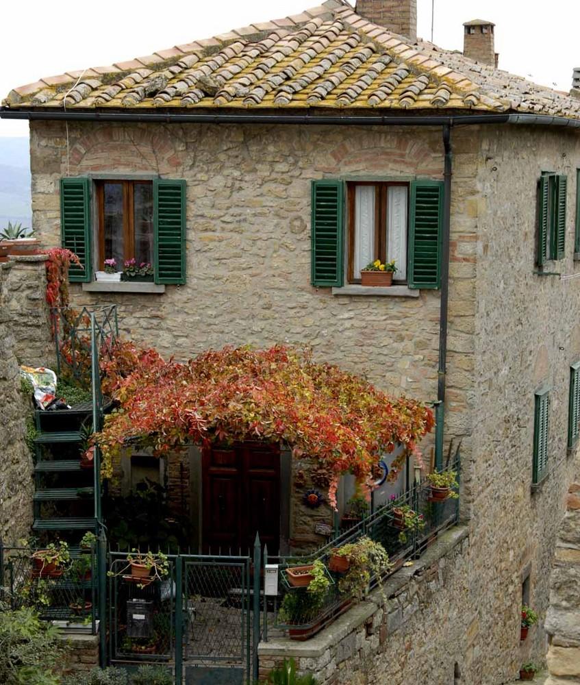 schönes Haus in Volterra , Toscana