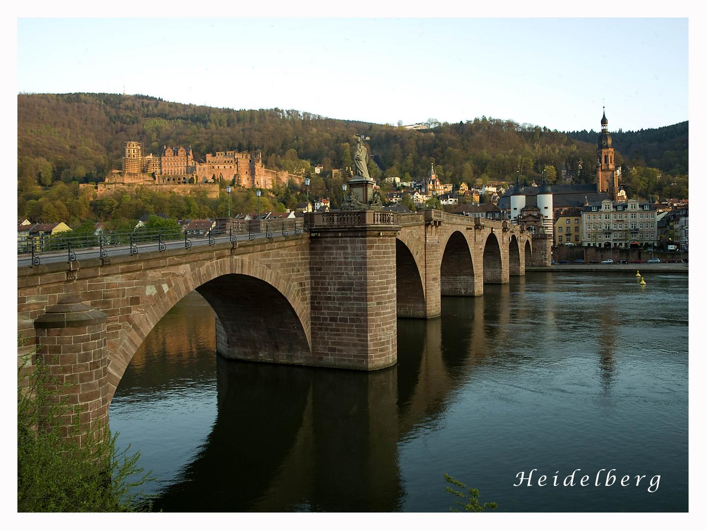Schönes Heidelberg