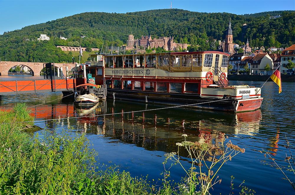Schönes Heidelberg, aber.....