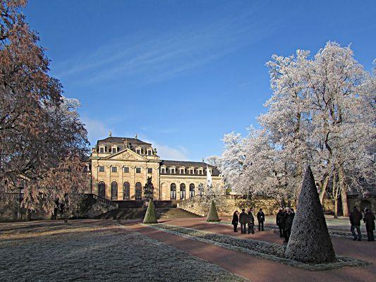 Schönes Hessen: Fulda