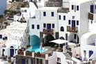 Schönes Hotel in Oia