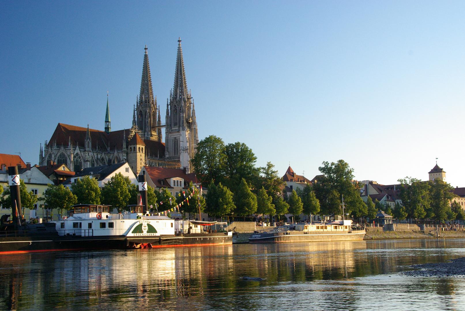 schönes Regensburg